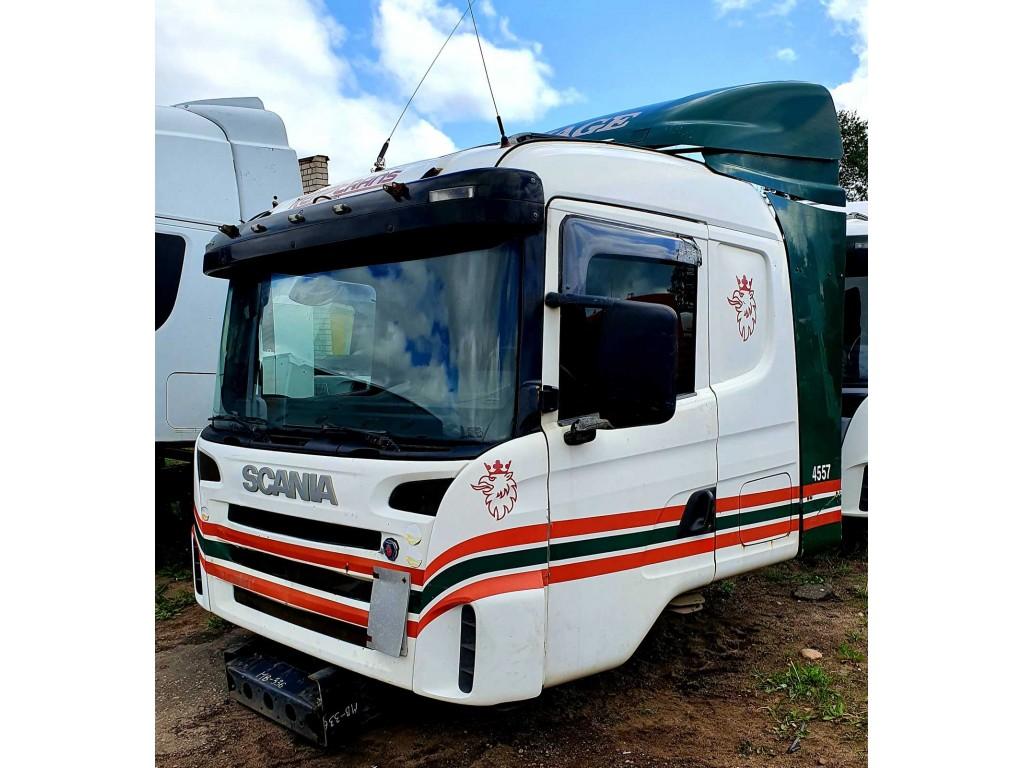 Кабина Scania R420