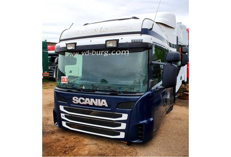 Кабина Scania G 2012 г.
