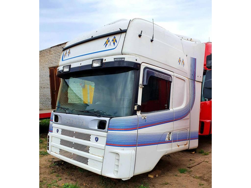 Кабина Scania 124 / 2003 г.