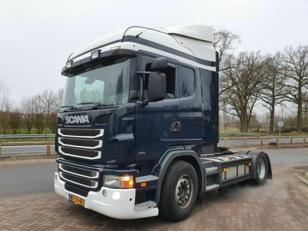 Машинокомплект Scania  G 400L, 2011 г.