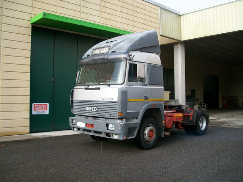 Iveco Turbo-Star, 1993г.